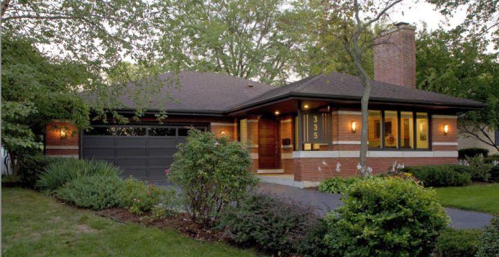 Printable modern house plans
