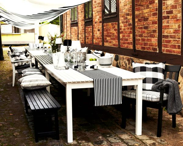 IKEA Angso Outdoor Table | Urban Outdoor | Pinterest | Outdoor Tables,  Outdoor Living And Terrace Ideas