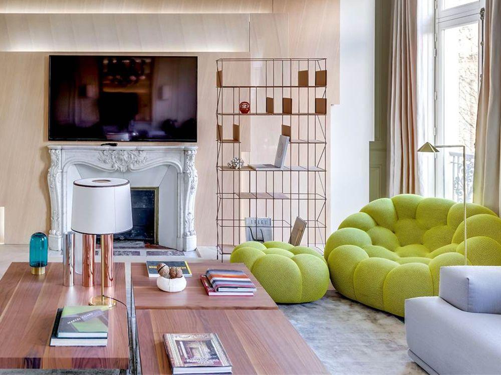 Roche Bobois | Grazia Italy | Bubble sofa, designed by Sacha Lakic ...