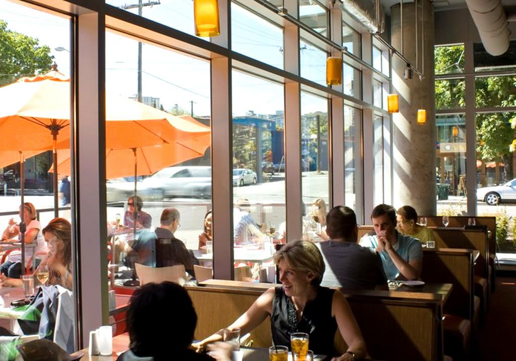 Outdoor Dining Seattle Google Search