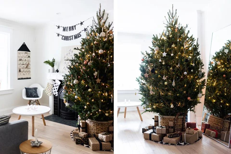 Maksim Chmerkovskiy Decorated His Christmas Tree Naked