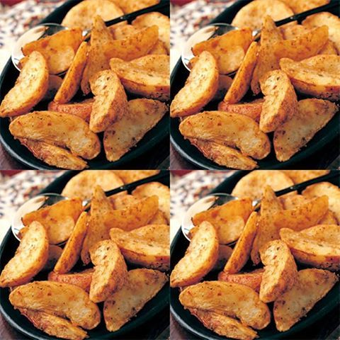 Resepi Potato Wedges Ala Ala Kfc Yummyy Klik Disini Potatoes Potato Wedges Kfc