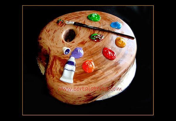 Cake Artista : La paleta del artista QUEQUES y CUPCAKE DELI-BELLOS ...