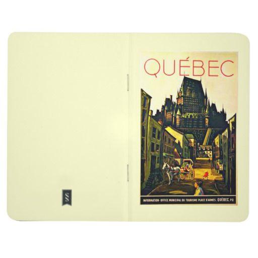 Journal-Travel Art-Quebec