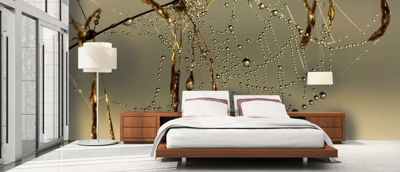 im netz des traumes fototapete fur schlafzimmer fototapeten 790 340 sit down 39 n. Black Bedroom Furniture Sets. Home Design Ideas