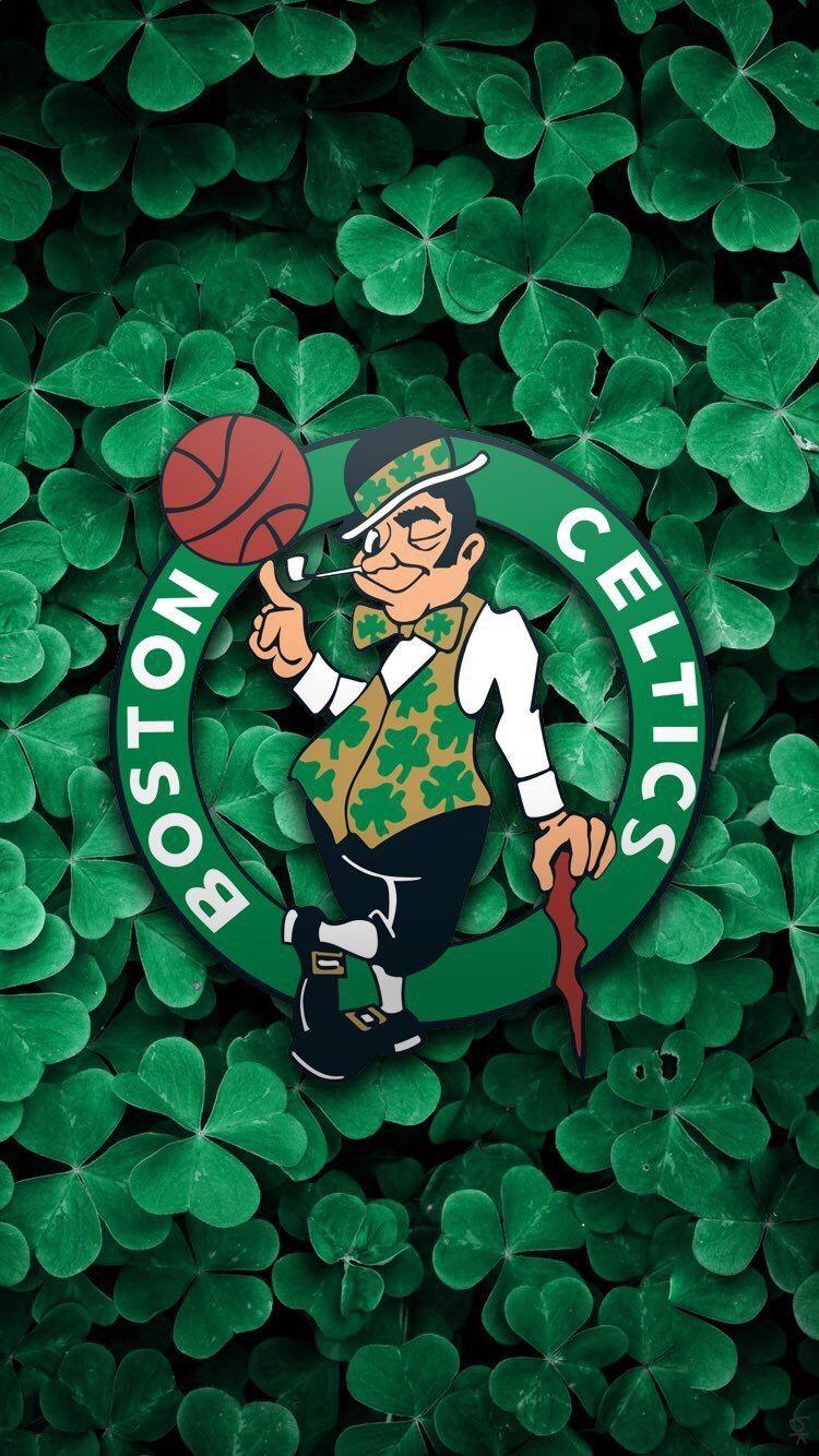 Celtics Lock Screen Boston Celtics Wallpaper Boston Celtics Boston Celtics Logo