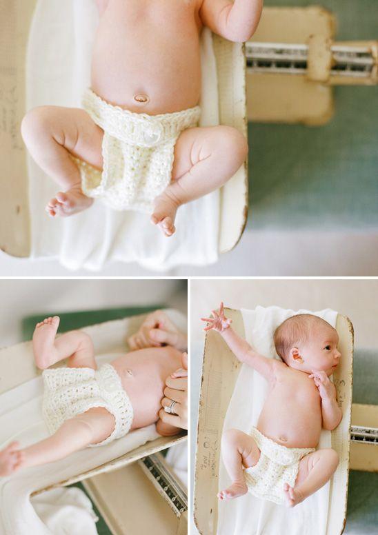 Baby Harper and Her Lovely Nursery