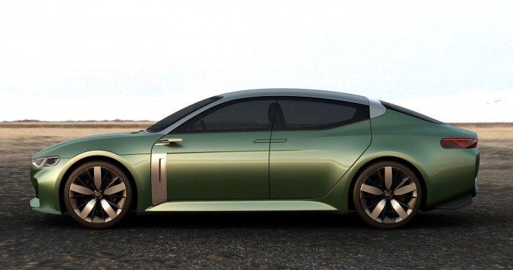 Kia Novo Concept - Exterior Render