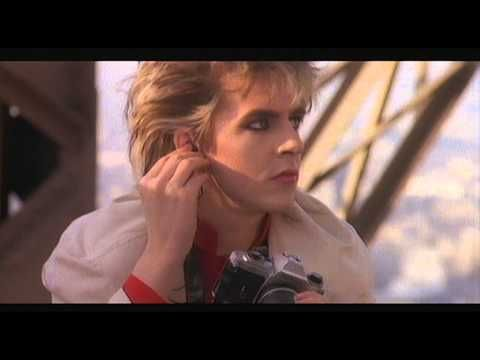 Duran Duran S A View To A Kill With Images 80s Music Videos