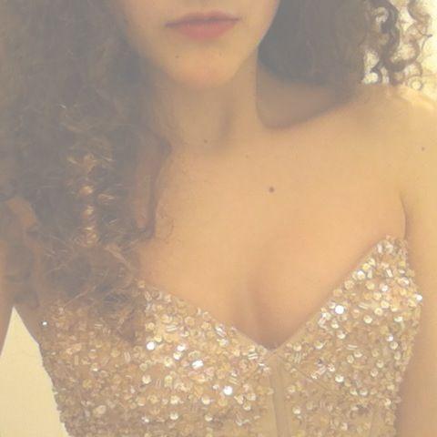 sparkling dress ✨