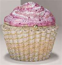 Judith Leiber Cupcake Handbag Like Lilly's in Sex In the City movie!