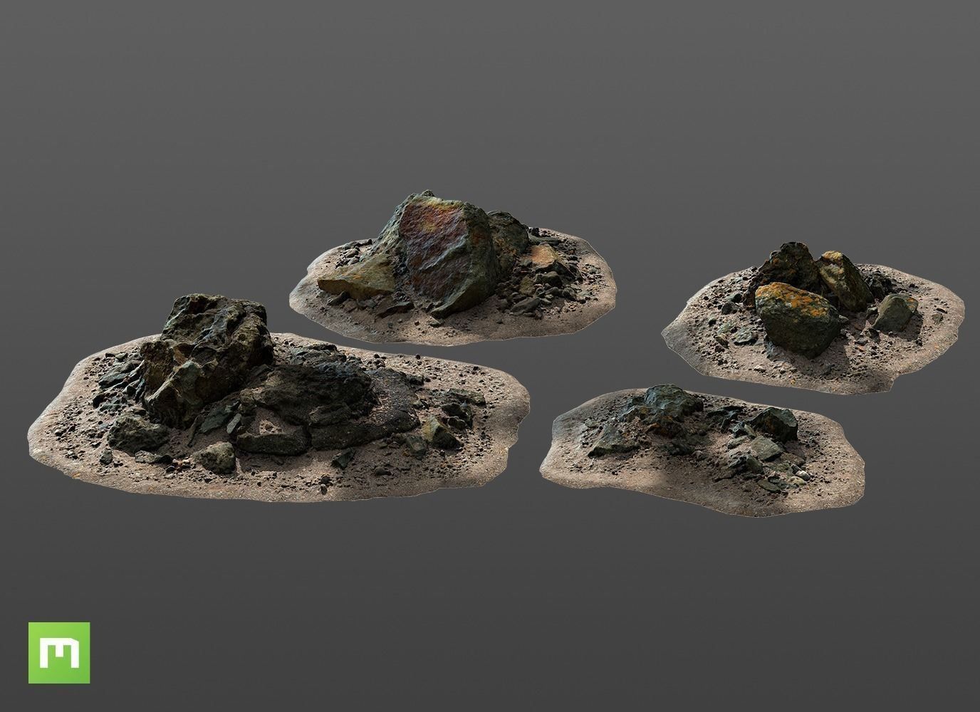 Pin by CGTrader on 3D Exterior in 2019   Model, Exterior, Volcanic rock