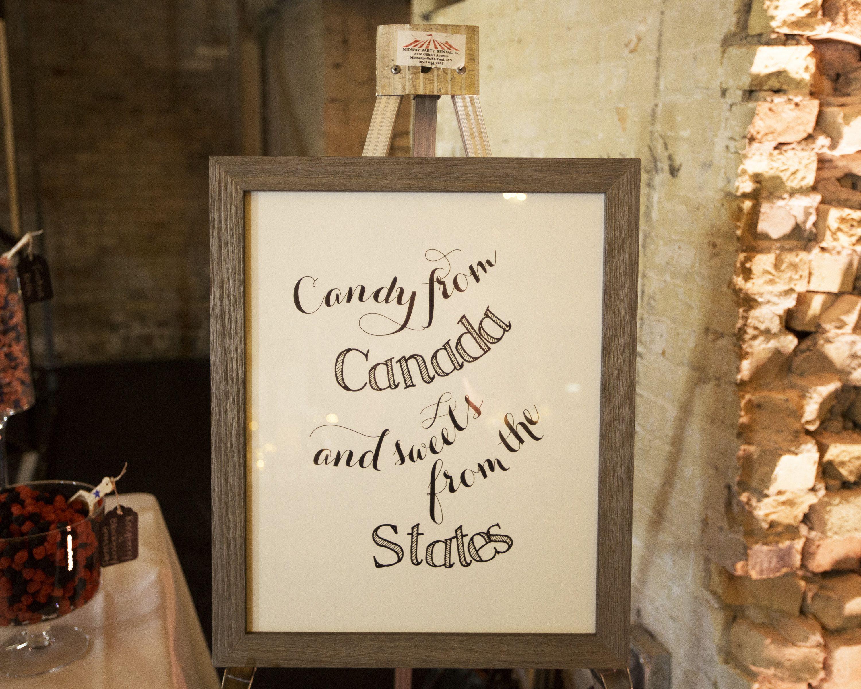 Canada & US Candy Bar Graddy Photography