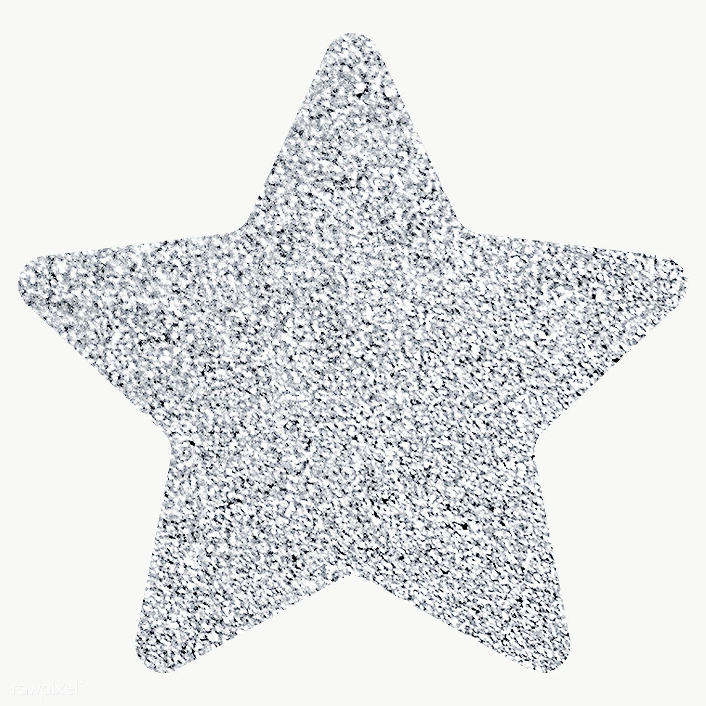 Glitter Star Sticker Transparent Png Free Image By Rawpixel Com Ningzk V Star Stickers Glitter Stars Transparent Stickers