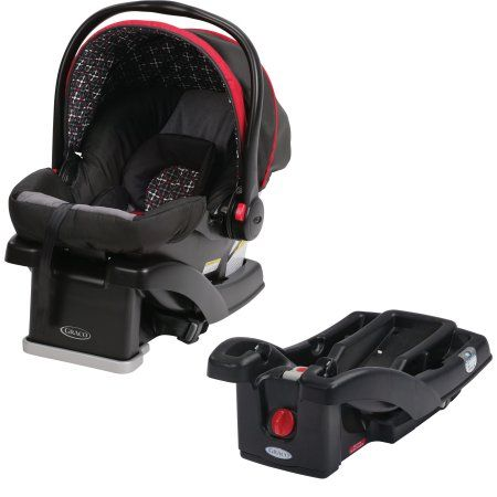 Graco SnugRide Click Connect 30 LX Infant Car Seat Choose Your Color With SnugRider