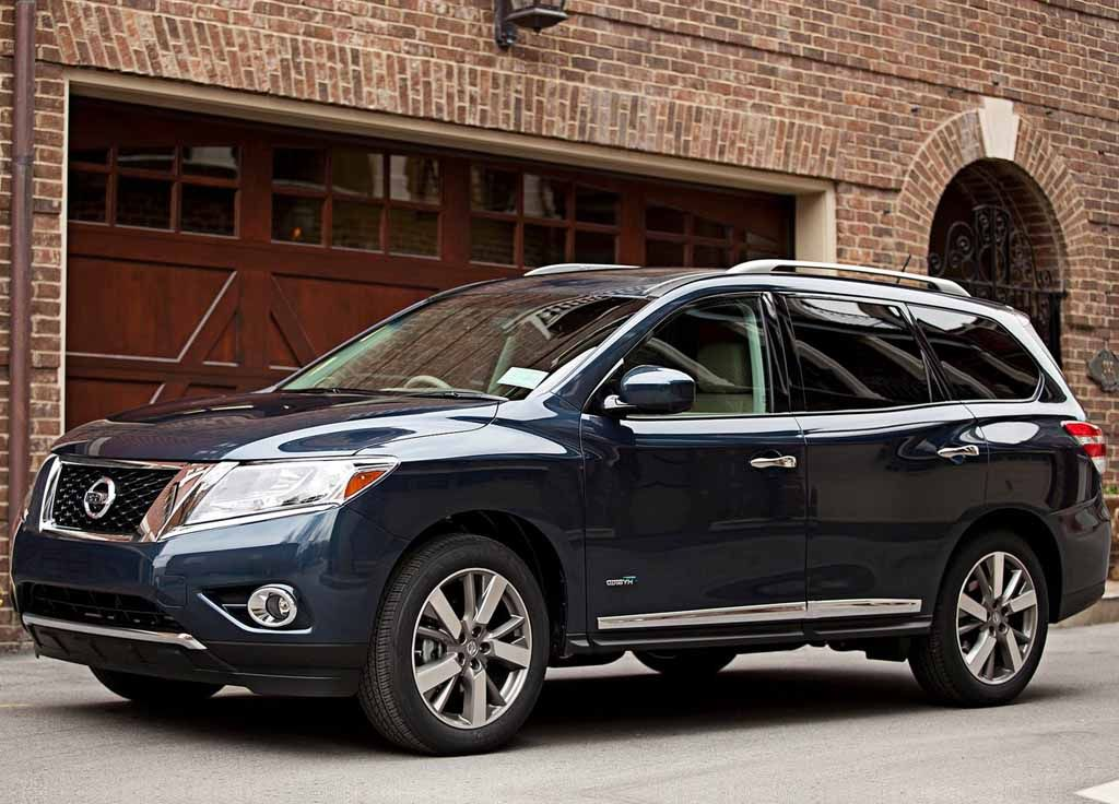 2016 Nissan Pathfinder Release Date, Review, Interior