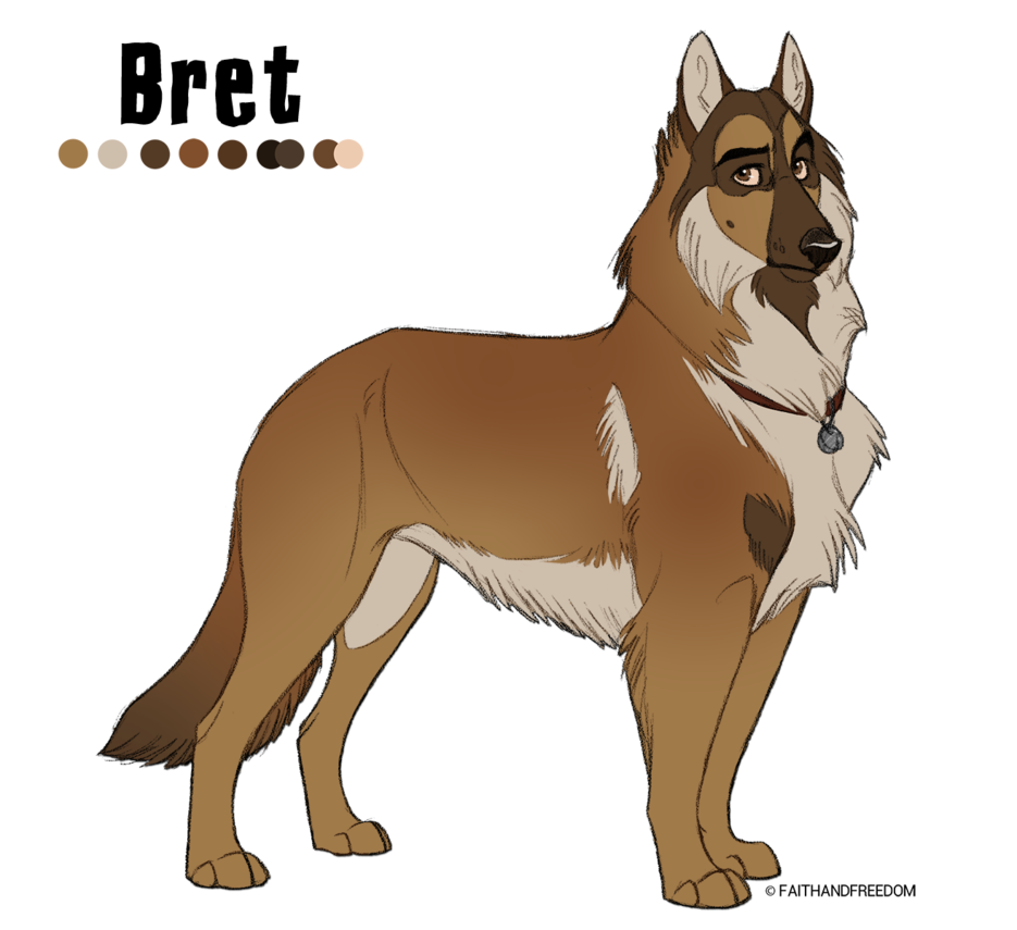 Bret Design for sale (OPEN) by faithandfreedom