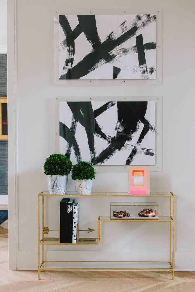 Jessica Davis Of Jl Design Shares Her Decor Tips Entry Way