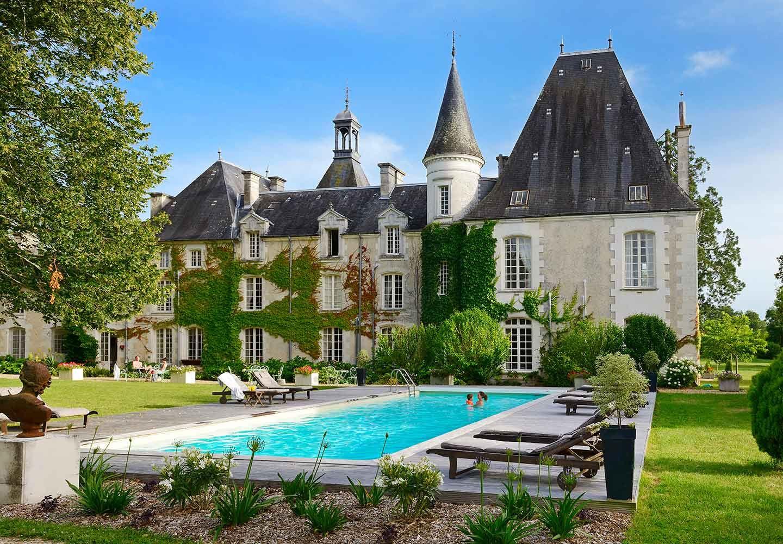Ch teau le mas de montet hotel de luxe dordogne charme for Hotel de luxe en france