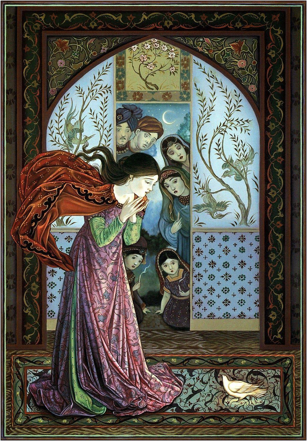 Lo specchio cielo amore e psiche arte arte fantas a libros ilustrados e cuento de hadas - Lo specchio nell arte ...
