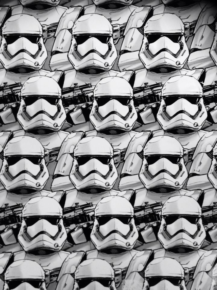 First Order Stormtroopers Wallpaper Stormtrooper Tattoo Star Wars Pictures