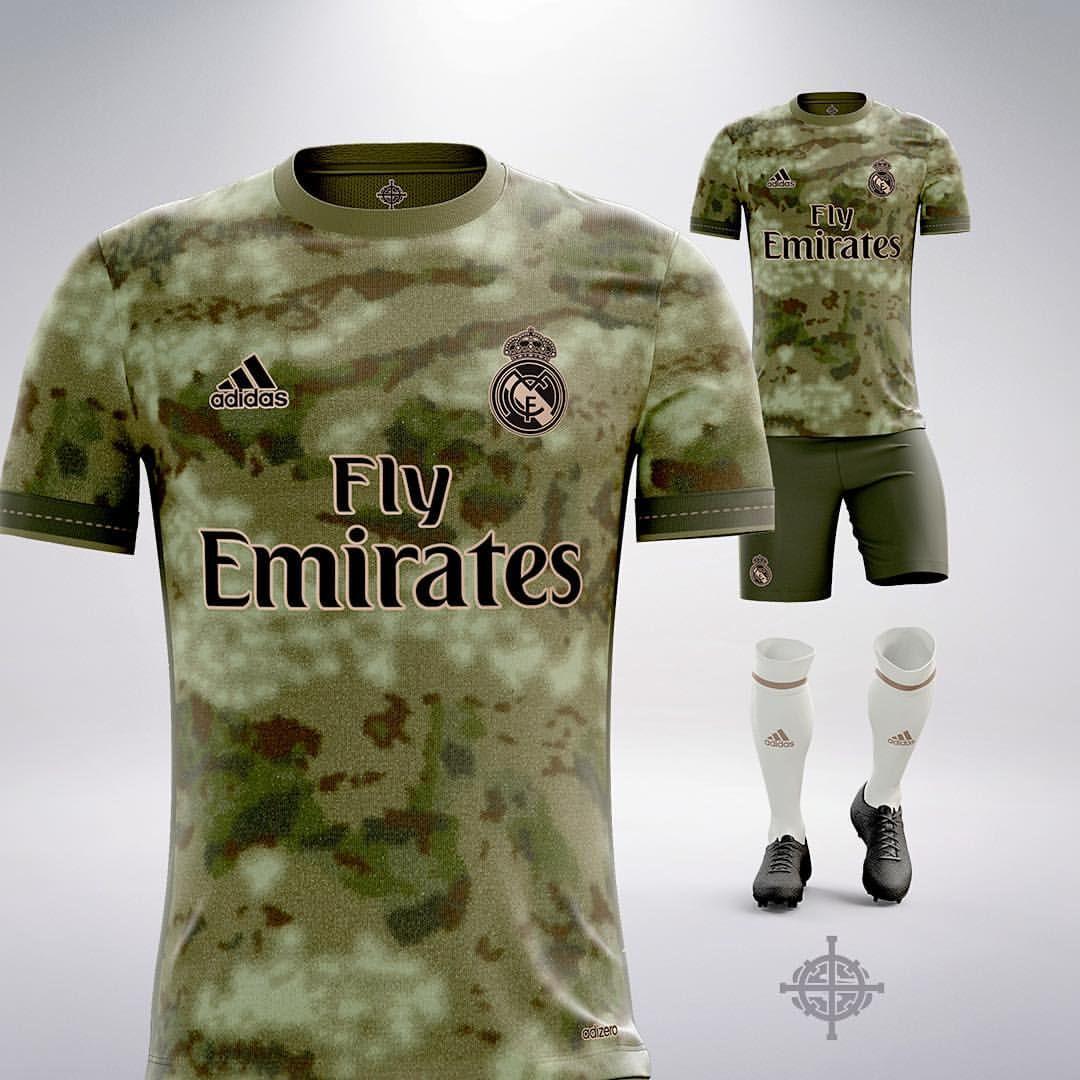 Evento catalogar Muscular  Adidas x YEEZY season 3 Inspired Football Kit Concept for Real Madrid by  @SETTPA | Camisas de futebol, Camisa de futebol, Uniformes futebol