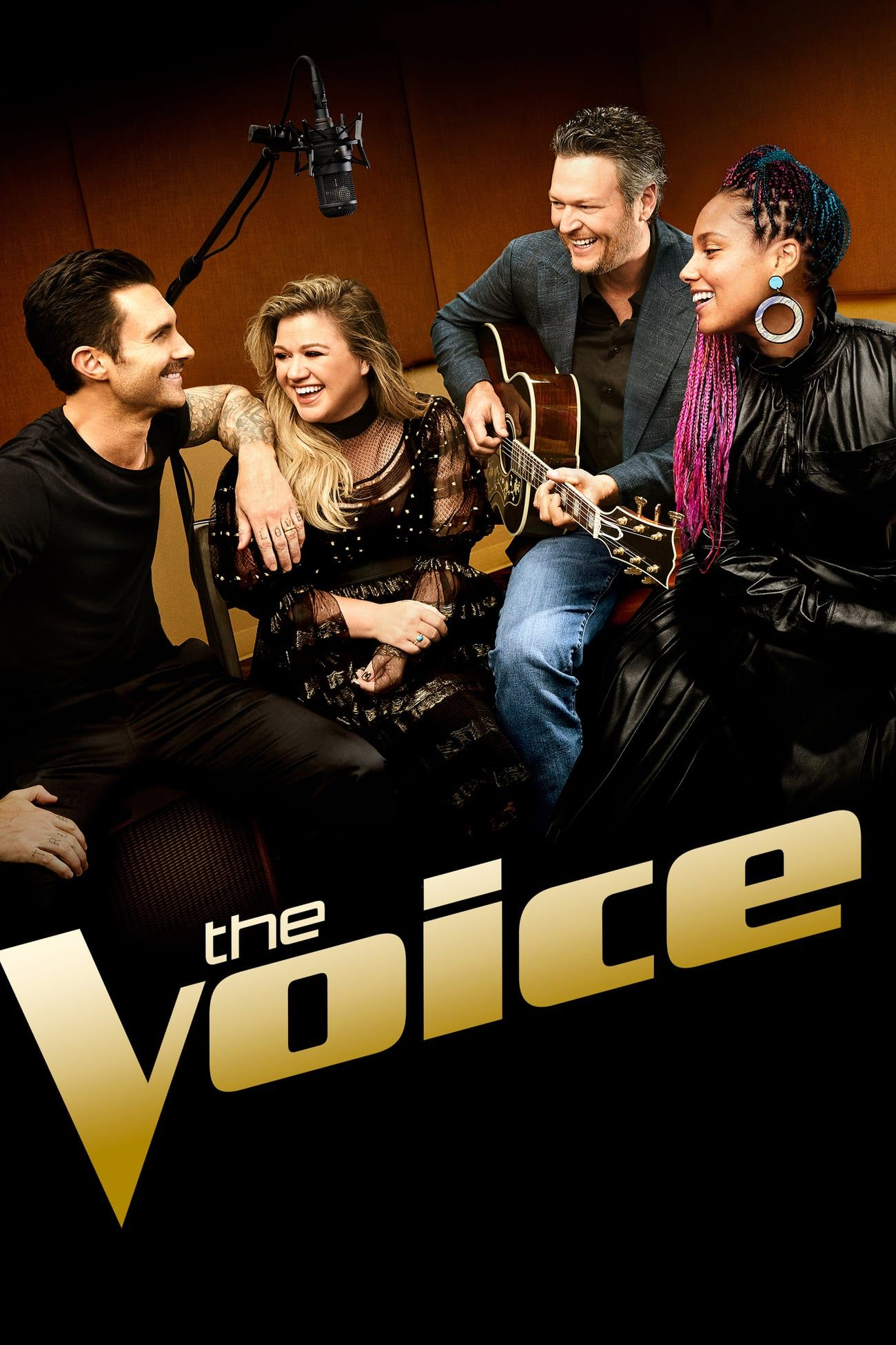 The Voice Us Stream