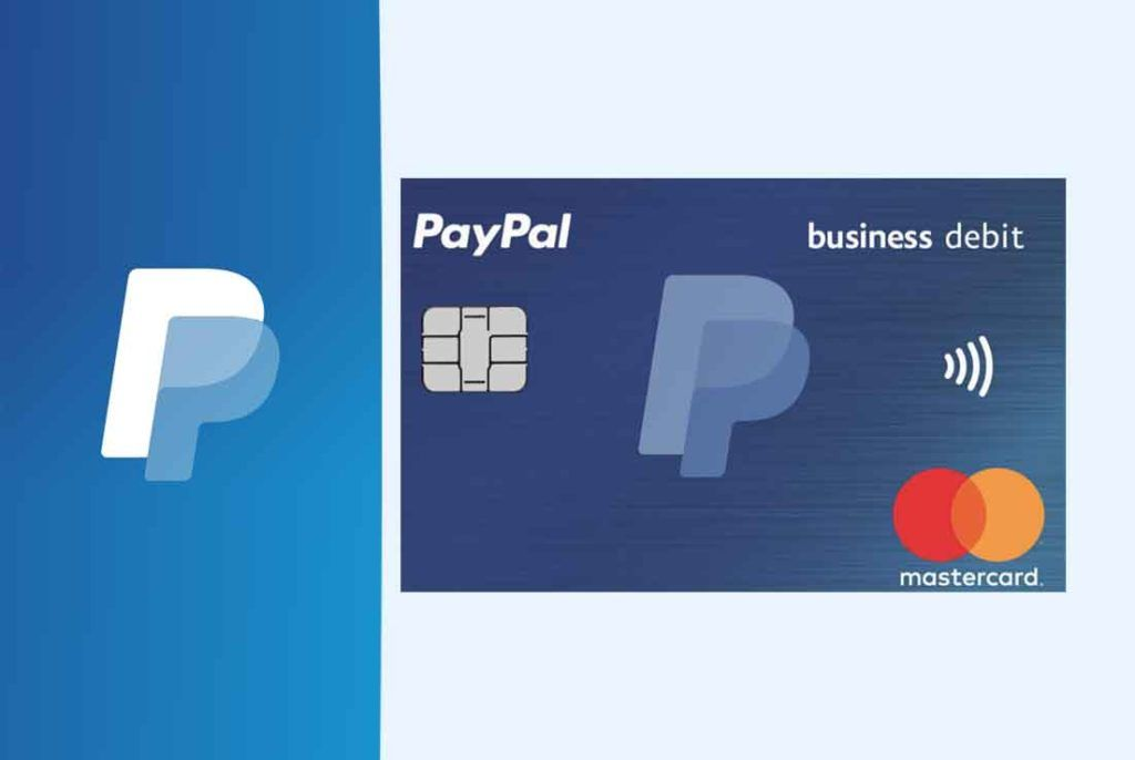 Paypal Business Debit Card Request New Paypal Business Debit