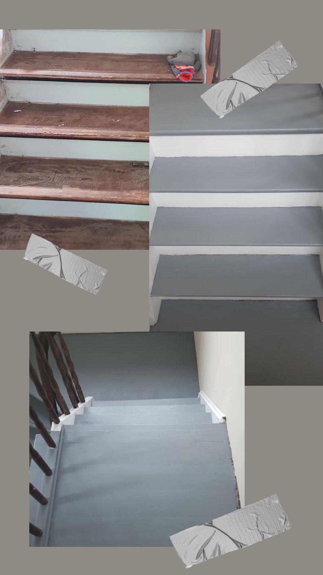 Die 20 besten Ideen zu Treppe streichen   treppe streichen, treppe ...