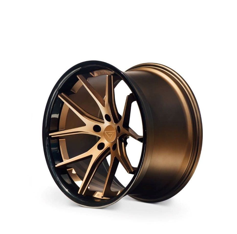 Ferrada Fr2 9 X 20 Quot Alloy Wheels Bronze Edition Alloy Wheel Wheels And Cars