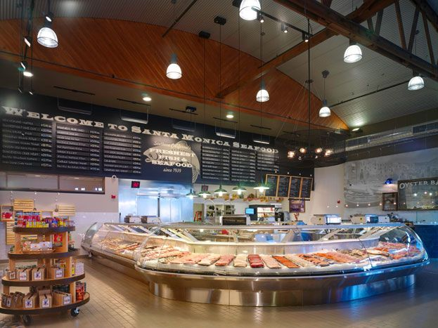 Santa Monica Seafood  (1000 Wilshire Boulevard)