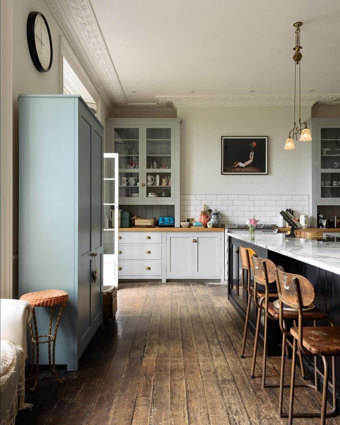 Rustic Kitchen. Rustic Modern Kitchen. Farmhouse modern kitchen ...