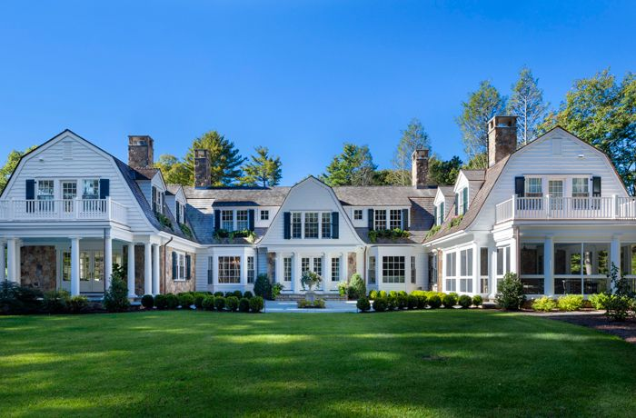 Patrick Ahearn Architect New England Home Magazine
