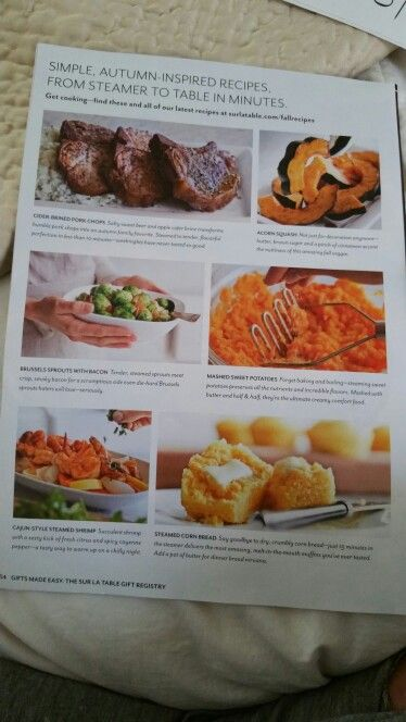 Staub Steam Grill Recipes Food Recipes Food Magazine