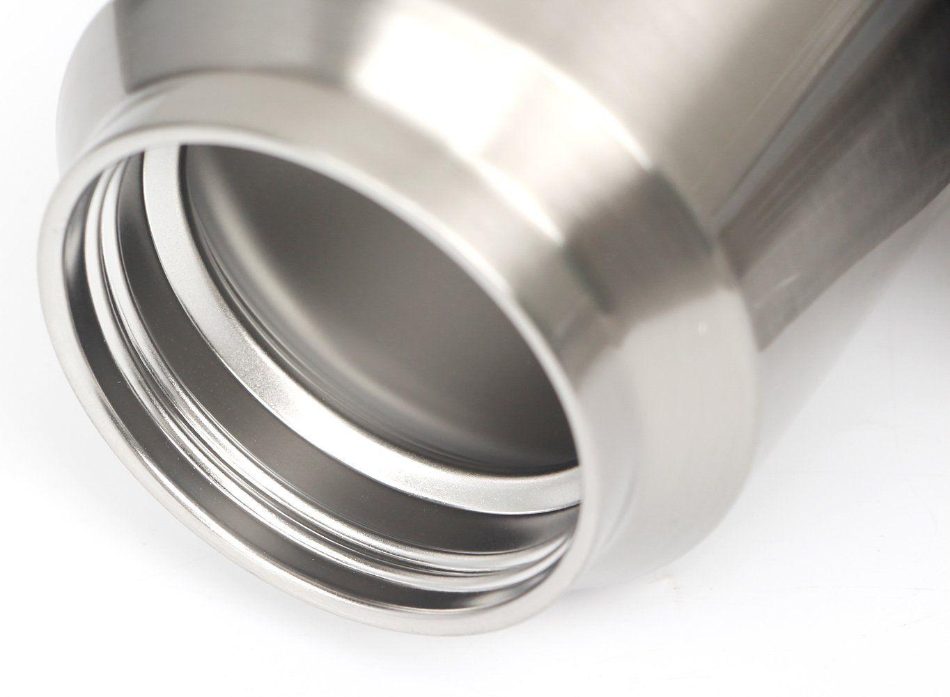 500ml insulated stainless steel food jar vacuum food flask