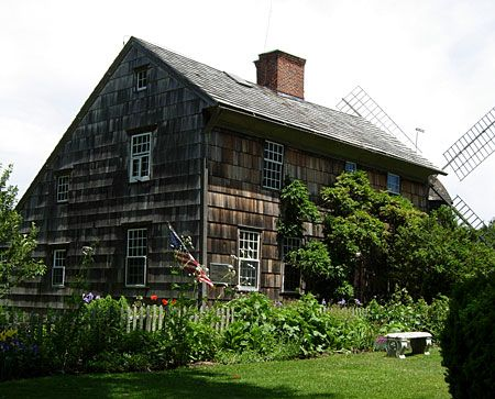 American house styles saltbox houses colonial and house for Homes in colonial america