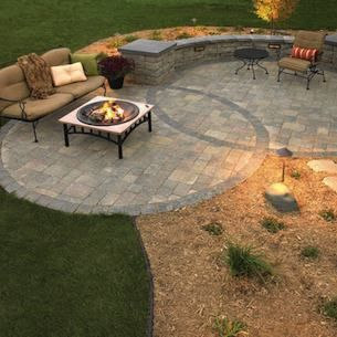 Charming Pavers For A Patio   Numerous Design Options