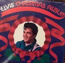 Elvis Presley Elvis Christmas Album Lp Excellent The Whole Ball Of Wax Ebay Stores Elvis Elvispresley Christ Vinyl Records Elvis Presley Christmas Albums