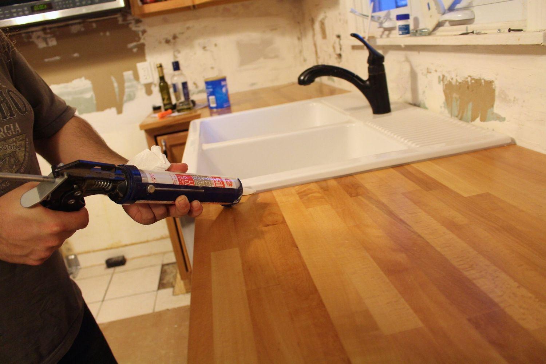 Installing An Ikea Farmhouse Sink Weekend Craft In 2020 Ikea