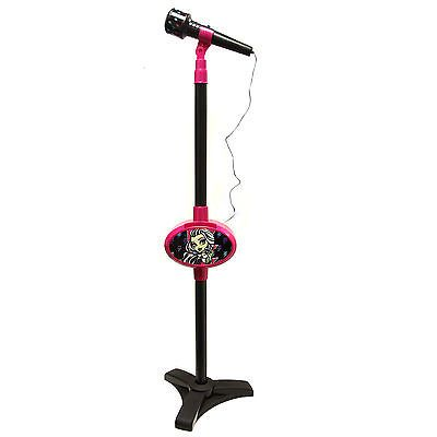 Monster High Fangtastic Microphone Stand https://t.co/8LVyd8GD5Y https://t.co/IahtWLeAhP
