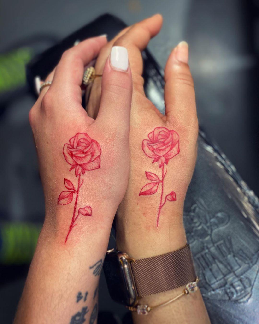 Inkk By Jv On Instagram Bestfriends Forever Inkkbyjv Atltattoo Atlantatattoo Atltatttooa In 2020 Minnie Tattoo Tattoos Black Girls With Tattoos