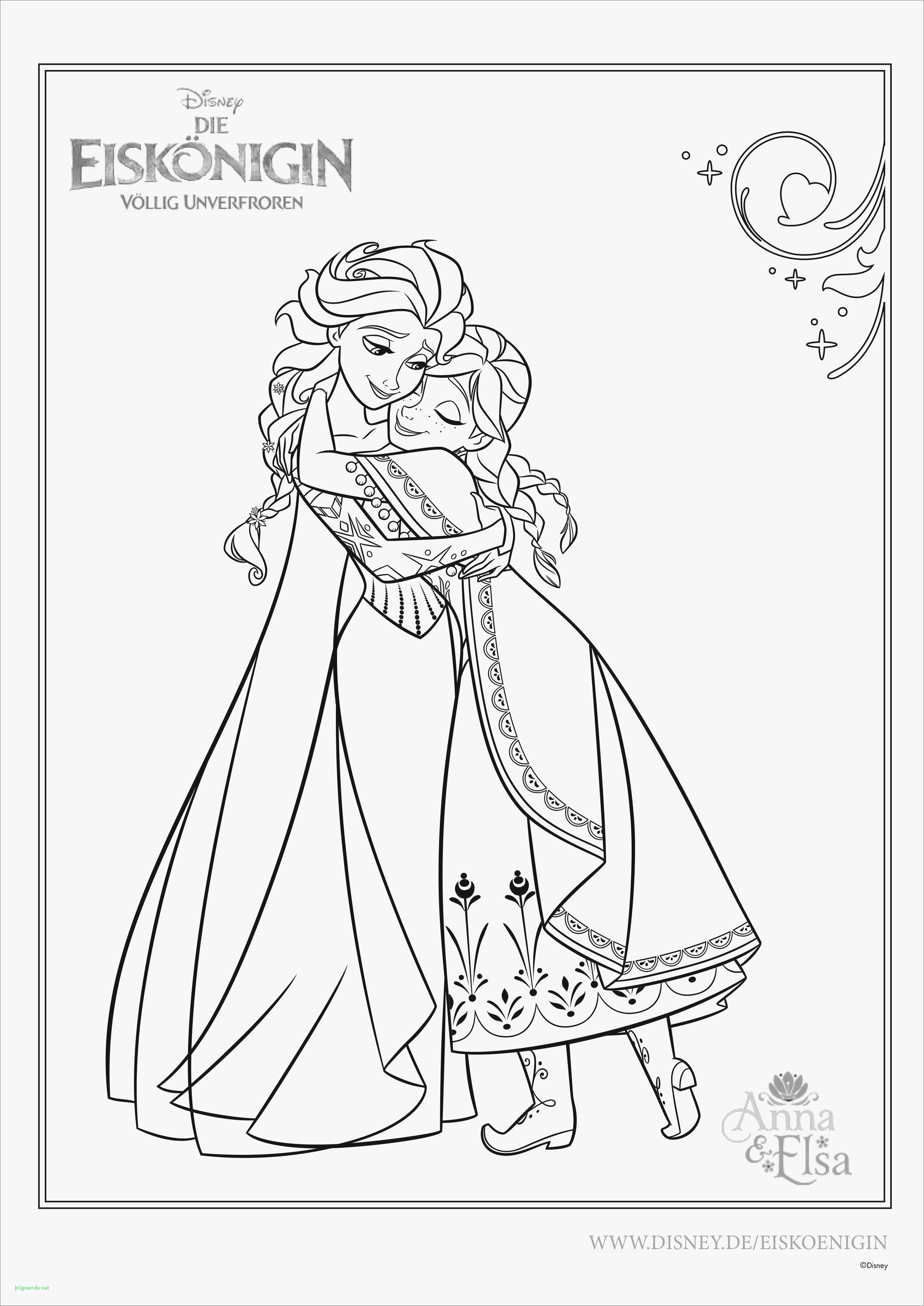 11 Neu Malvorlage Anna Und Elsa Sammlung in 11  Ausmalbild