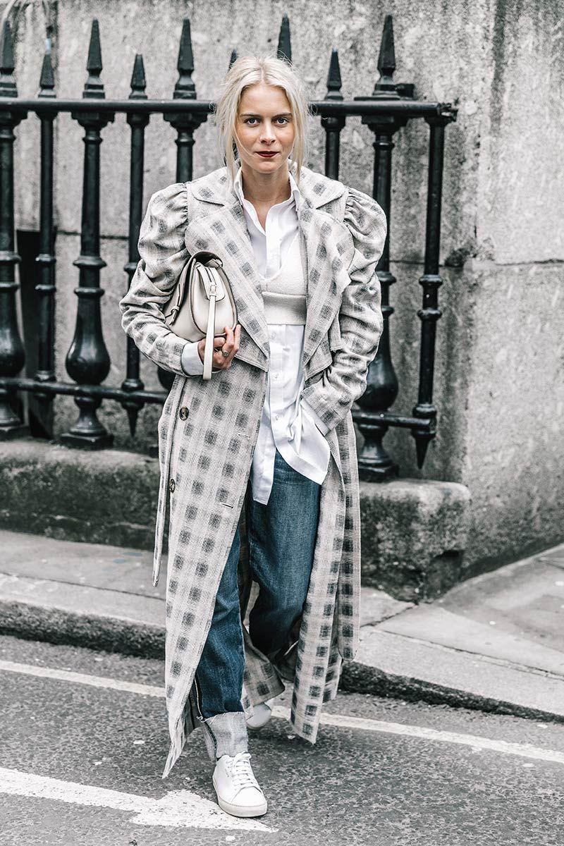 ac23202c65 Street Style London. Febrero 2017