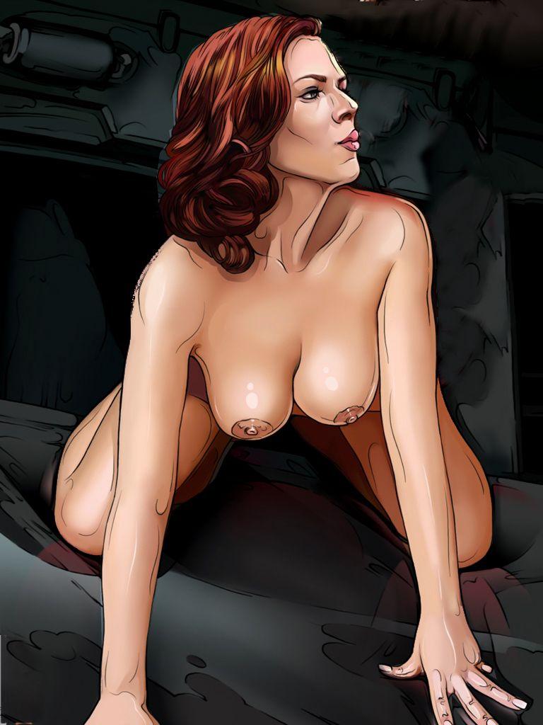 Nine states widow porn