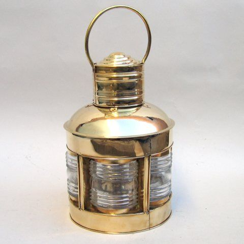 Robin's Dockside Shop Lighthouse Lantern | Oil lantern
