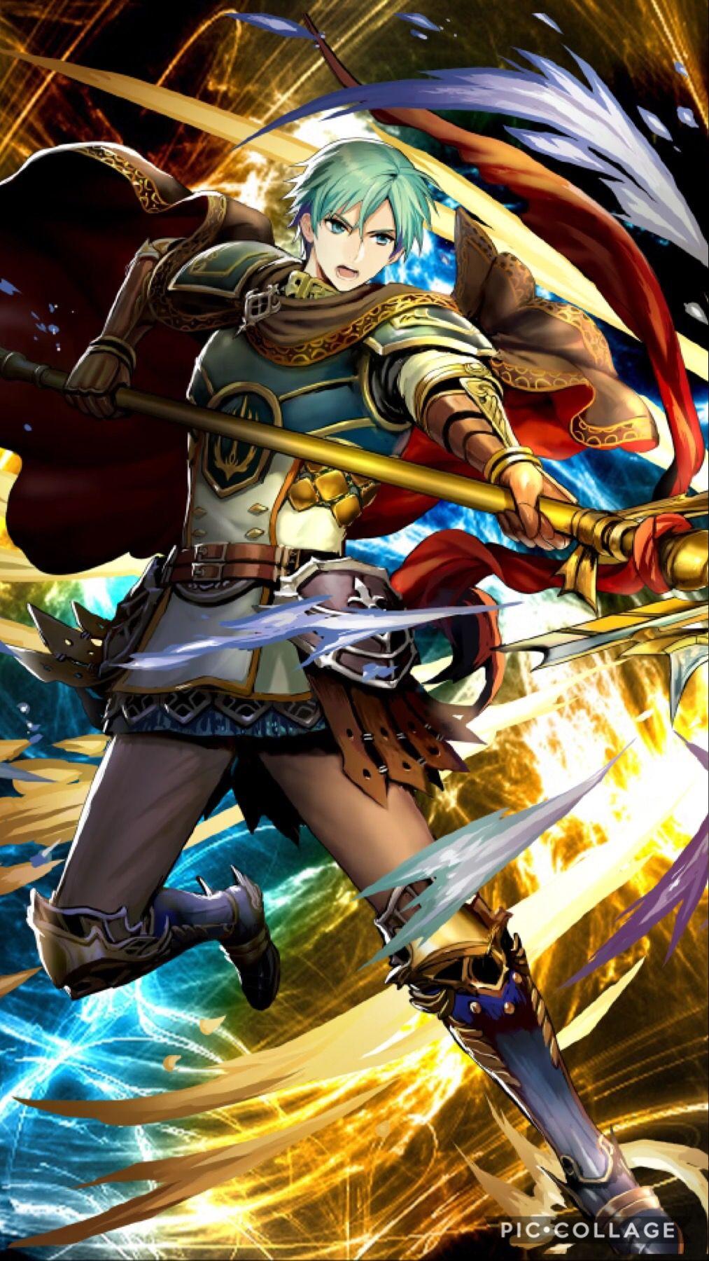 Fire Emblem Heroes Ephraim Ephraim Fireemblemheroes