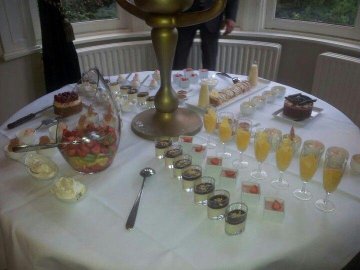#dessert buffet