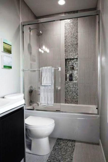 Coole Kleine Badezimmer Renovieren Ideen Bathroom Design Small Small Master Bathroom Simple Bathroom