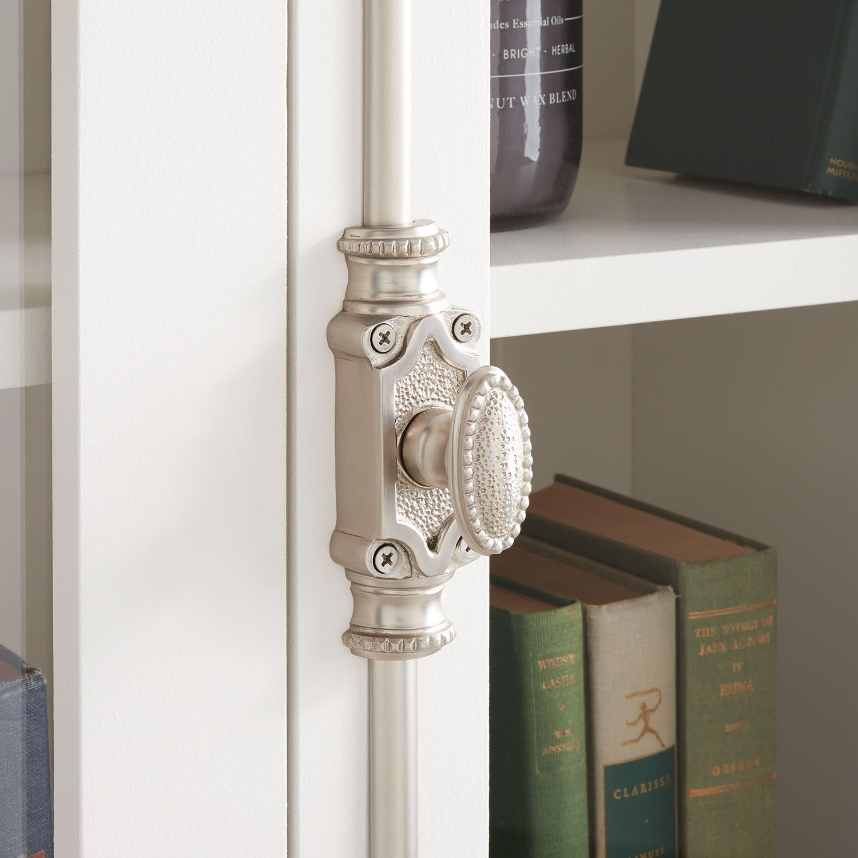 Mini+Beaded+Brass+Cabinet+Cremone+Bolt   Cremone bolt ...
