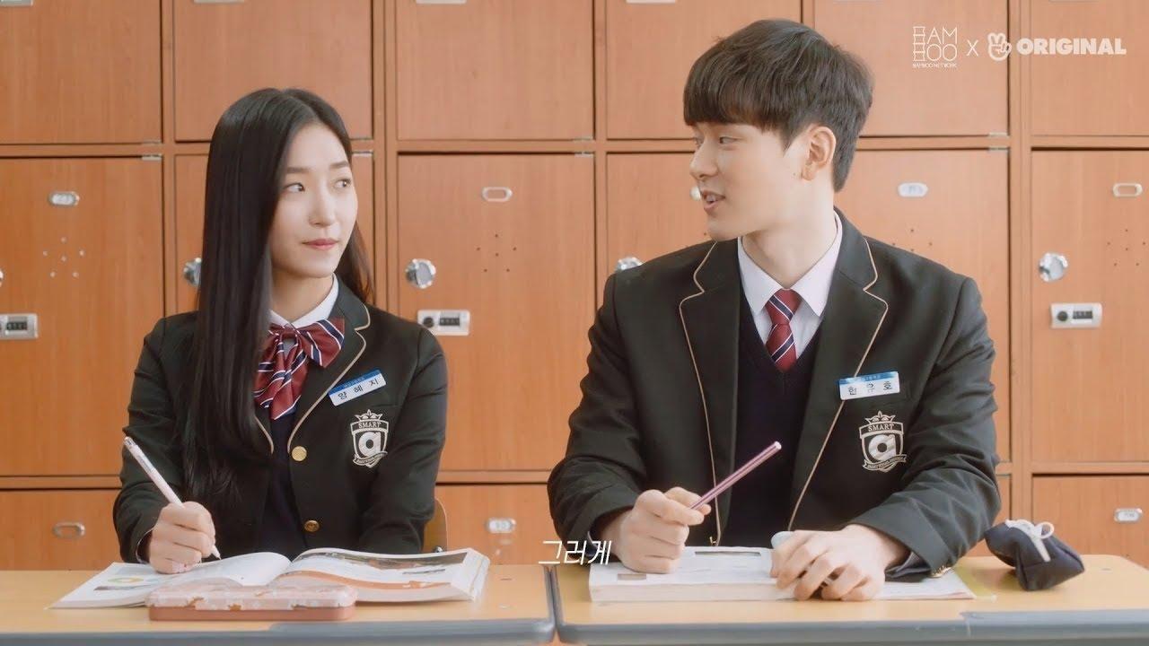 المسلسل الكوري المدرسي متجر الساحرة الحلقة 7